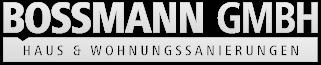 sanieren in Ingolstadt   Bossmann GmbH Logo