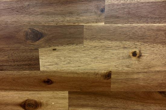 Laminat mit Holzstruktur