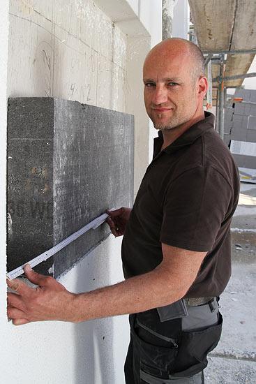 Bauleiter auf unseren Baustellen in Ingolstadt