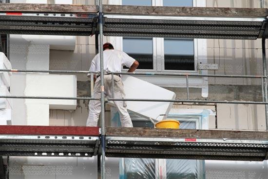 Dämmung als Hauptmaßnahme für energetische Sanierung in Ingolstadt
