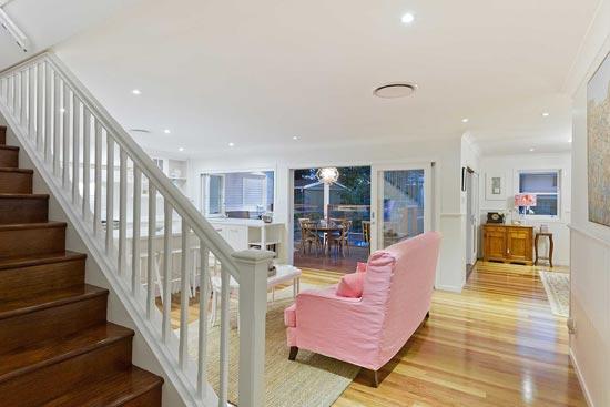 modernisiertes Haus nach einer Altbausanierung